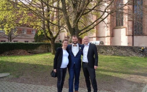 Kerstin, Björn, Thomas
